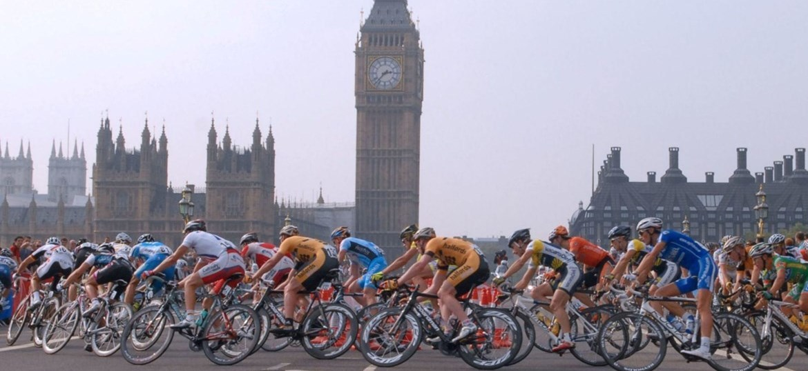 Prudential RideLondon-Surrey 100 - Support our team!